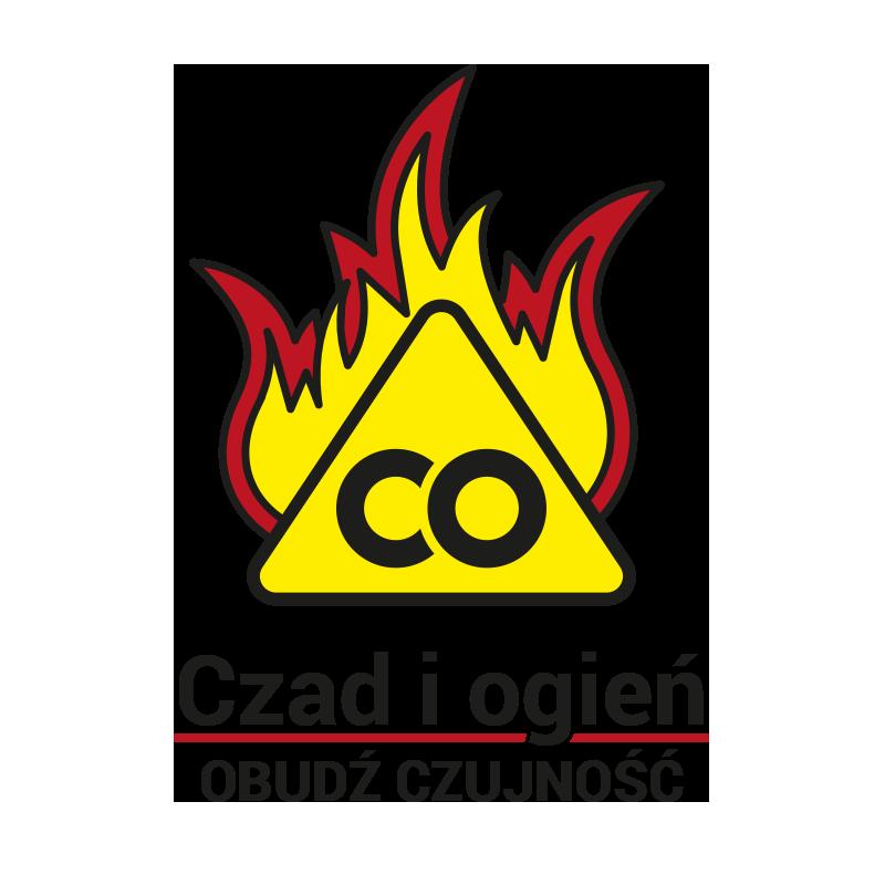 Logo kampanii Czad i Ogień.png
