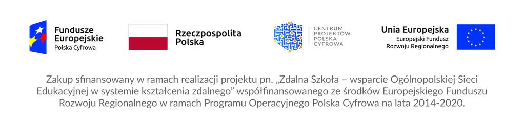 Logo Fundusze Unijne - Zdalna Szkoła.jpeg