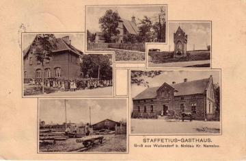 Galeria pocztówki Domaszowice