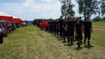 Galeria Gminne zawody sportowo-pożarnicze 2019
